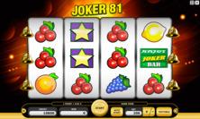 Joker 81 Online Slot