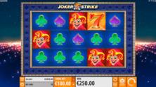 Joker Strike Online Slot