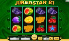 Jokerstar 81 Online Slot