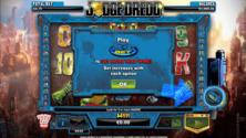 Judge Dredd Online Slot