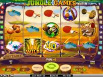 Jungle Games Online Slot