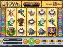 Jungle Rumble Online Slot