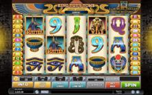 King Tuts Tomb Online Slot