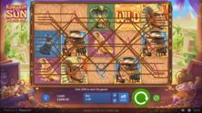 Kingdom Of The Sun Golden Age Online Slot