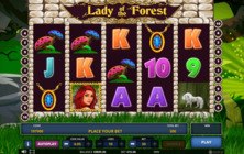 Lady Of The Forest Online Slot
