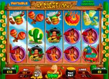 Las Cucas Locas Online Slot