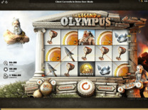 Legend Of Olympus Online Slot