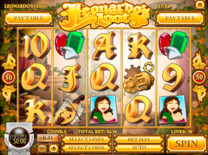 Leonardos Loot Online Slot