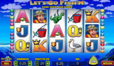 Lets Go Fishn Online Slot