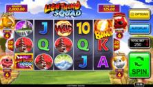 Lightning Squad Online Slot