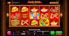 Lucky Drink In Egypt Online Slot