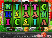 Lucky Letters Online Slot