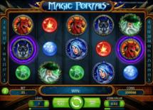 Magic Portals Online Slot