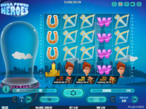 Mega Power Heroes Online Slot