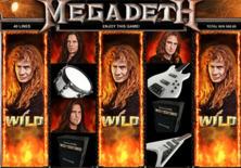 Megadeth Online Slot