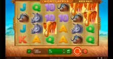 Mighty Africa 4096 Ways Online Slot