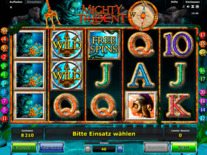 Mighty Trident Online Slot