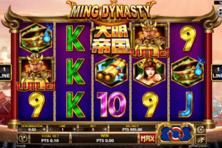 Ming Dynasty Online Slot