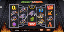Monster Wheels Online Slot