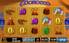 Morocco Online Slot