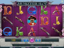 Musketeer Slot Online Slot