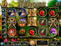 Nordic Heroes Online Slot