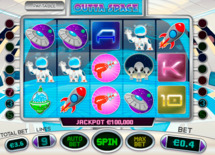 Outta Space Online Slot