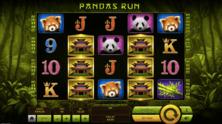 Pandas Run Online Slot