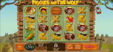 Piggies And The Wolf Online Slot