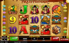 Pirate Plunder Online Slot