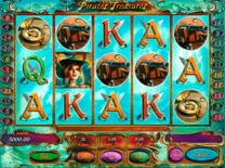 Pirates Treasures Deluxe Online Slot