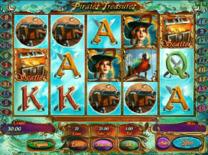 Pirates Treasures Online Slot