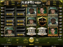 Platoon Wild Online Slot