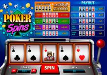 Poker Spins Online Slot
