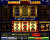 Power Joker Online Slot