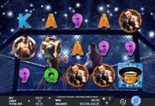 Primetime Combat Kings Online Slot