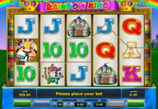 Rainbow King Online Slot
