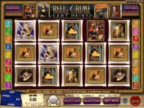 Reel Crime Art Heist Online Slot