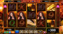Rich World Online Slot