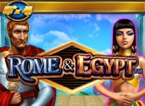Rome Egypt Online Slot