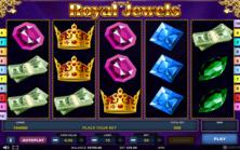 Royal Jewels Online Slot