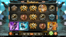 Sabaton Online Slot