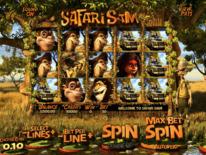 Safari Sam Online Slot