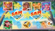 Sam On The Beach Online Slot
