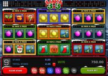 Santa 3X3 Online Slot