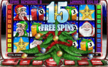 Santas Slotto Grotto Online Slot