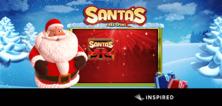 Santas Spins Online Slot