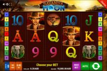 Savanna Moon Online Slot
