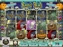 Scary Rich Online Slot