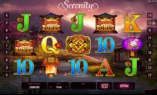 Serenity Online Slot